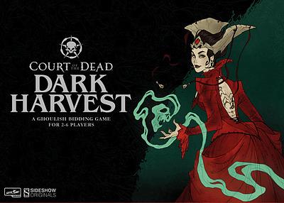 Einfach und sicher online bestellen: Court of the Dead: Dark Harvest (Englisch) in Österreich kaufen.