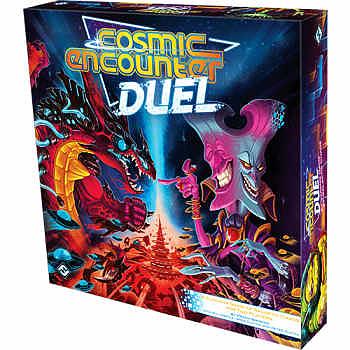 Einfach und sicher online bestellen: Cosmic Encounter: Duel (Englisch) in Österreich kaufen.