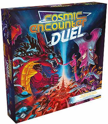 Einfach und sicher online bestellen: Cosmic Encounter: Duel in Österreich kaufen.