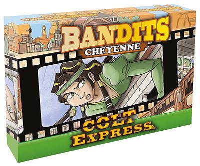 Einfach und sicher online bestellen: Colt Express - Bandits Cheyenne in Österreich kaufen.