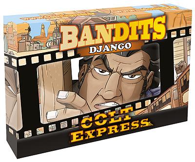 Einfach und sicher online bestellen: Colt Express - Bandits Django in Österreich kaufen.