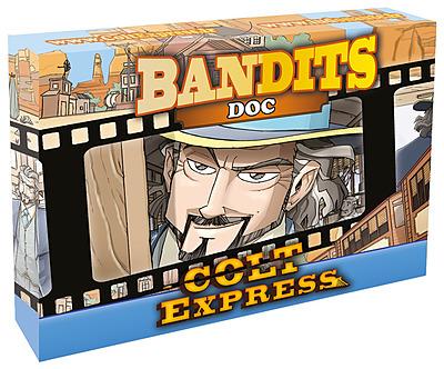 Einfach und sicher online bestellen: Colt Express - Bandits Doc in Österreich kaufen.