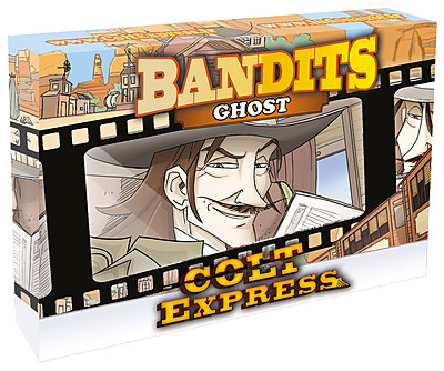 Einfach und sicher online bestellen: Colt Express - Bandits Ghost in Österreich kaufen.