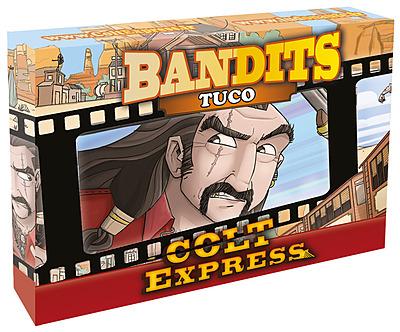 Einfach und sicher online bestellen: Colt Express - Bandits Tuco in Österreich kaufen.