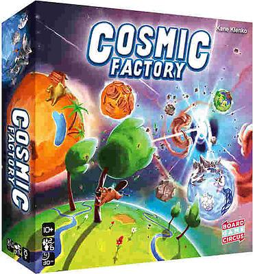 Einfach und sicher online bestellen: Cosmic Factory in Österreich kaufen.