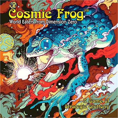 Einfach und sicher online bestellen: Cosmic Frog (Englisch) in Österreich kaufen.