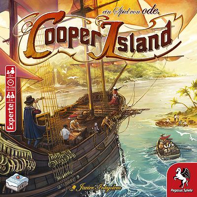 Einfach und sicher online bestellen: Cooper Island in Österreich kaufen.