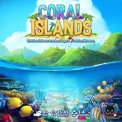 Einfach und sicher online bestellen: Coral Islands (Englisch) in Österreich kaufen.