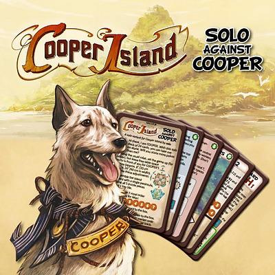 Einfach und sicher online bestellen: Cooper Island -  Solo gegen Cooper in Österreich kaufen.