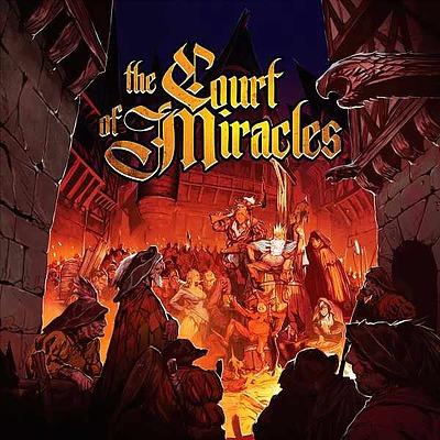 Einfach und sicher online bestellen: The Court of Miracles (Englisch) in Österreich kaufen.