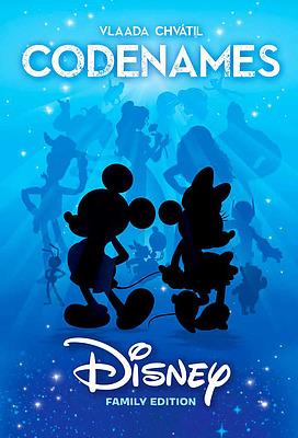 Einfach und sicher online bestellen: Codenames Disney Familienedition in Österreich kaufen.