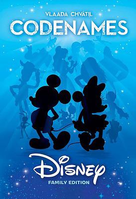 Einfach und sicher online bestellen: Codenames Disney (Englisch) in Österreich kaufen.