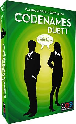 Einfach und sicher online bestellen: Codenames Duett in Österreich kaufen.