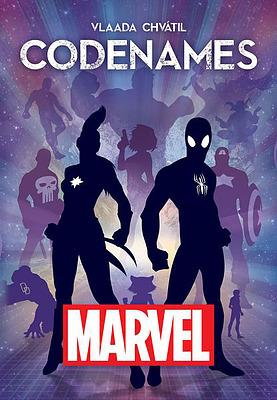 Einfach und sicher online bestellen: Codenames Marvel (Englisch) in Österreich kaufen.