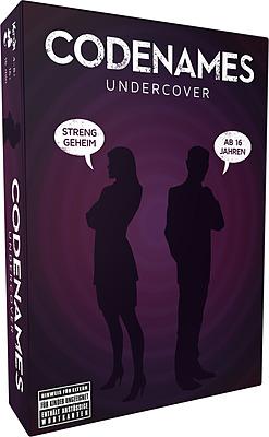 Einfach und sicher online bestellen: Codenames: Undercover in Österreich kaufen.