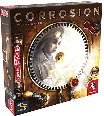 Einfach und sicher online bestellen: Corrosion in Österreich kaufen.