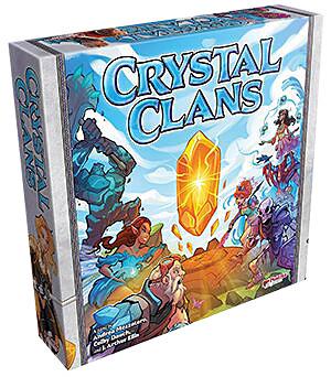 Einfach und sicher online bestellen: Crystal Clans in Österreich kaufen.