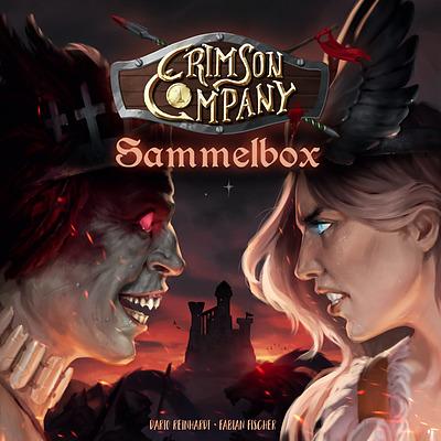 Einfach und sicher online bestellen: Crimson Company - Sammelbox in Österreich kaufen.