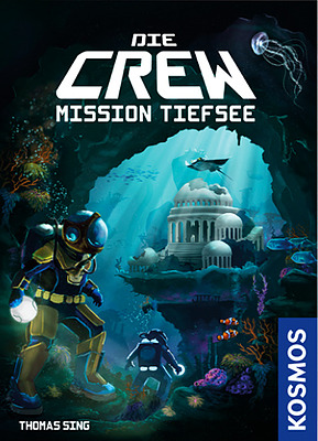 Einfach und sicher online bestellen: Die Crew - Mission Tiefsee in Österreich kaufen.