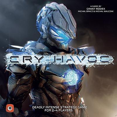 Einfach und sicher online bestellen: Cry Havoc in Österreich kaufen.