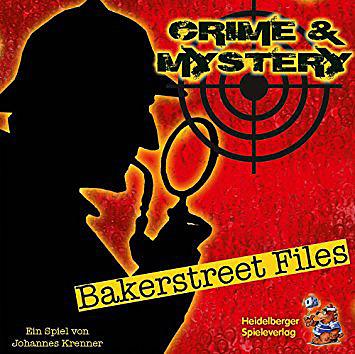 Einfach und sicher online bestellen: Crime & Mystery: Bakerstreet Files in Österreich kaufen.