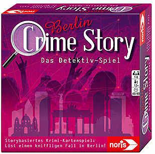 Einfach und sicher online bestellen: Crime Story Berlin in Österreich kaufen.