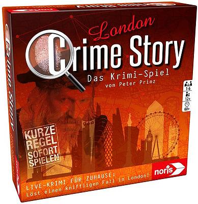 Einfach und sicher online bestellen: Crime Story London in Österreich kaufen.