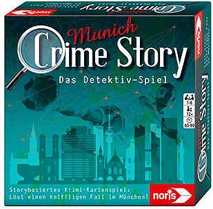 Einfach und sicher online bestellen: Crime Story Munich in Österreich kaufen.