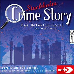 Einfach und sicher online bestellen: Crime Story Stockholm in Österreich kaufen.
