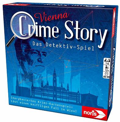Einfach und sicher online bestellen: Crime Story Vienna in Österreich kaufen.