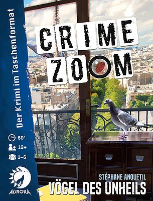 Einfach und sicher online bestellen: Crime Zoom Fall 2: Vögel des Unheils in Österreich kaufen.