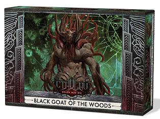 Einfach und sicher online bestellen: Cthulhu: Death May Die - Black Goat of the Woods in Österreich kaufen.