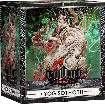 Einfach und sicher online bestellen: Cthulhu: Death May Die - Yog-Sothoth in Österreich kaufen.