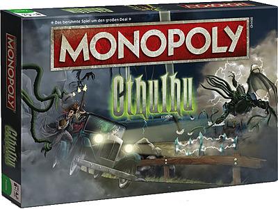 Einfach und sicher online bestellen: Cthulhu Monopoly in Österreich kaufen.