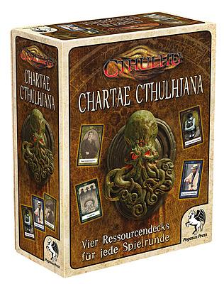 Einfach und sicher online bestellen: Cthulhu: Chartae Cthulhiana in Österreich kaufen.
