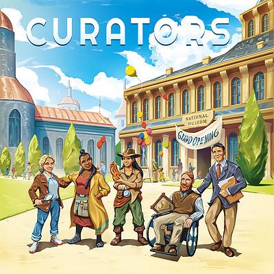 Einfach und sicher online bestellen: Curators in Österreich kaufen.