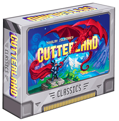 Einfach und sicher online bestellen: Cutterland -  Nachfüllmodul Classics in Österreich kaufen.