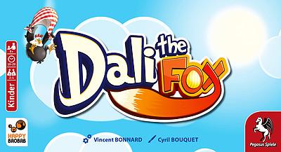 Einfach und sicher online bestellen: Dali the Fox in Österreich kaufen.