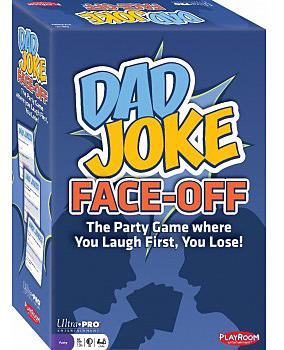Einfach und sicher online bestellen: Dad Joke Face-Off in Österreich kaufen.