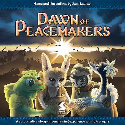 Einfach und sicher online bestellen: Dawn of Peacemakers (Englisch) in Österreich kaufen.