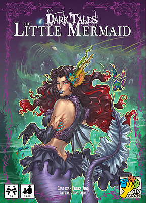Einfach und sicher online bestellen: Dark Tales - The Little Mermaid (Englisch) in Österreich kaufen.