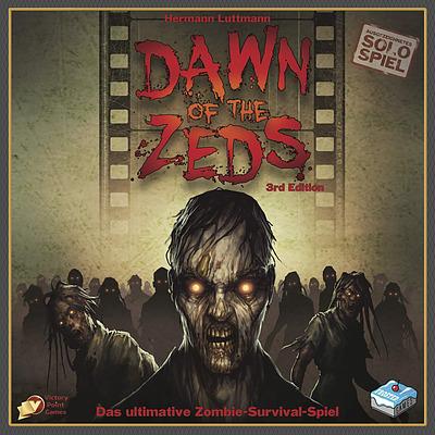 Einfach und sicher online bestellen: Dawn of the Zeds in Österreich kaufen.