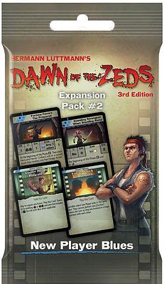 Einfach und sicher online bestellen: Dawn of the Zeds 3rd Edition Player Blues in Österreich kaufen.