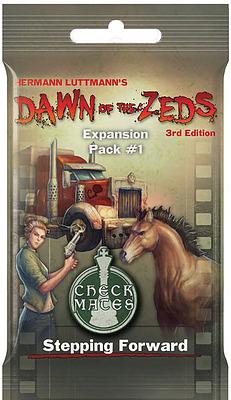 Einfach und sicher online bestellen: Dawn of the Zeds 3rd Edition Stepping Forward in Österreich kaufen.