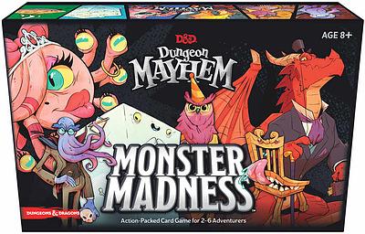 Einfach und sicher online bestellen: Dungeon Mayhem: Monster Madness in Österreich kaufen.
