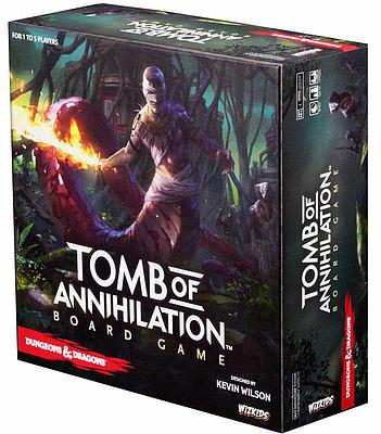 Einfach und sicher online bestellen: D&D: Tomb of Annihilation (Englisch) in Österreich kaufen.