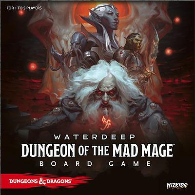 Einfach und sicher online bestellen: D&D Waterdeep: Dungeon of the Mad Mage Premium in Österreich kaufen.