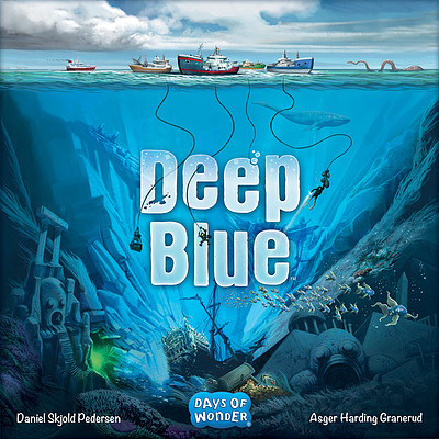 Einfach und sicher online bestellen: Deep Blue in Österreich kaufen.