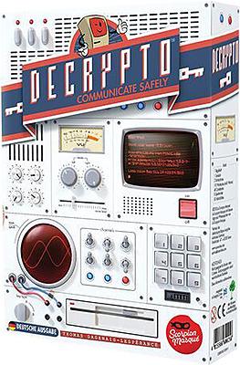 Einfach und sicher online bestellen: Decrypto in Österreich kaufen.