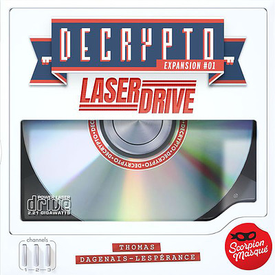 Einfach und sicher online bestellen: Decrypto Laserdrive in Österreich kaufen.